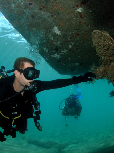 Alex's Dive Service-BoatHullCleaner.com