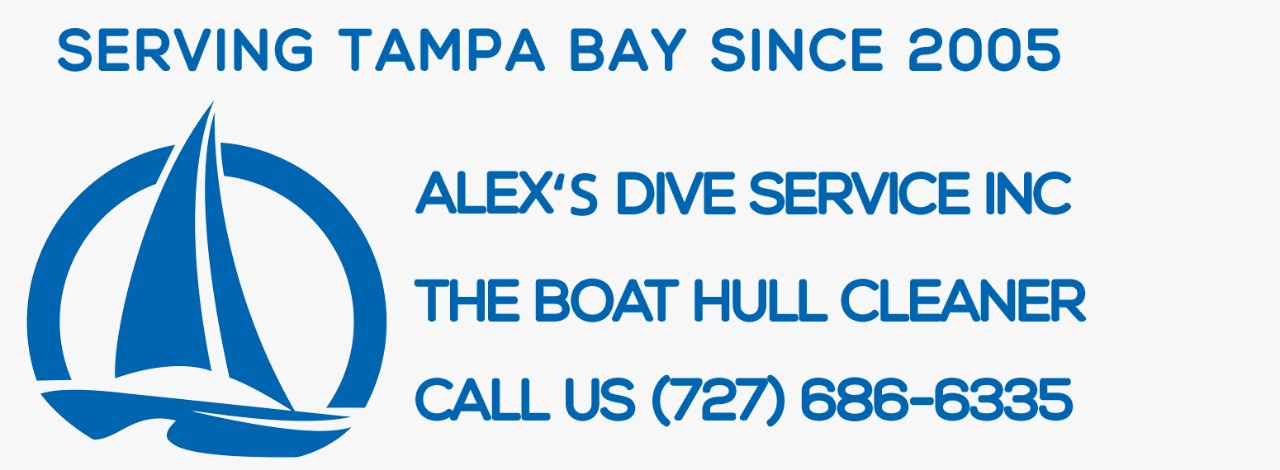Alex Dive Service Inc | Boat Hull Cleaner